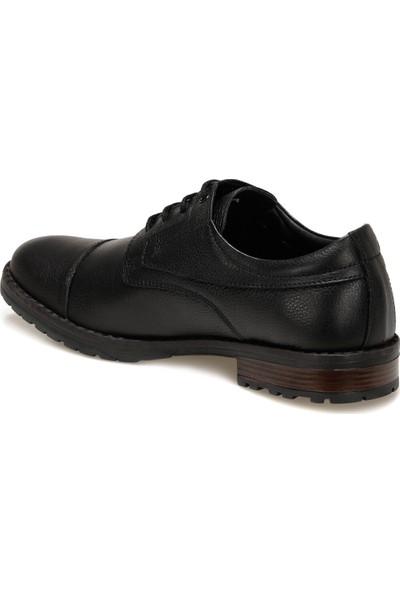 Mercedes Stella Siyah Erkek Ayakkabı