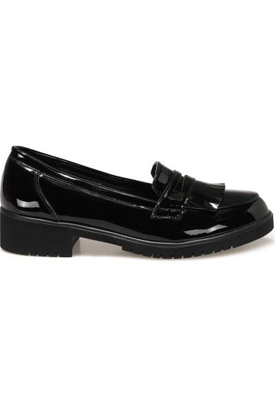 Travel Soft TRV1714R Siyah Kadın Loafer Ayakkabı