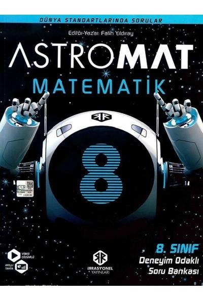 İrrasyonel - 8. Sınıf Matematik Deneyim Odaklı Soru Bankası Astromat