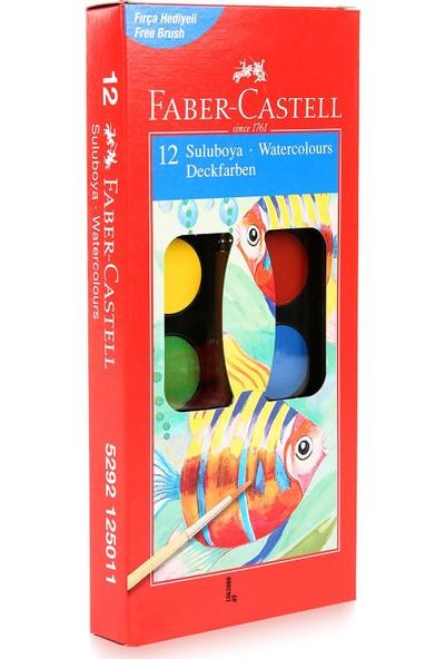 Faber-Castell Suluboya ve Nova Color Parmak Boya Seti