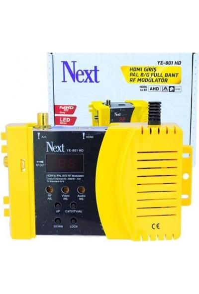 Next YE-801 Hd Rf Modülatör