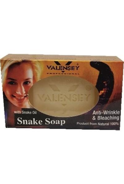 Valensey Yılan Yağı Sabunu 150 gr (Anti Wrinkle & Bleaching)