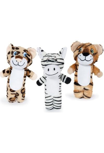 Karlie Peluş Oyuncak Zebra 23 cm Beyaz/siyah