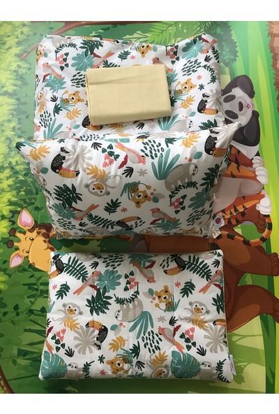 Daphne Kids Style Jungle Fun Bebek Nevresim Takımı