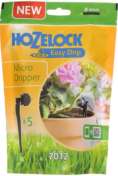 Hozelock Mikro Damlatıcı 5li