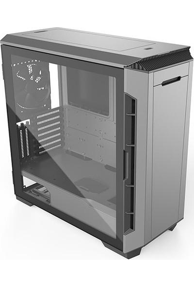 Phanteks Eclipse P600S Silent Atx Temperli Cam Bilgisayar Kasası Antrasit Gri