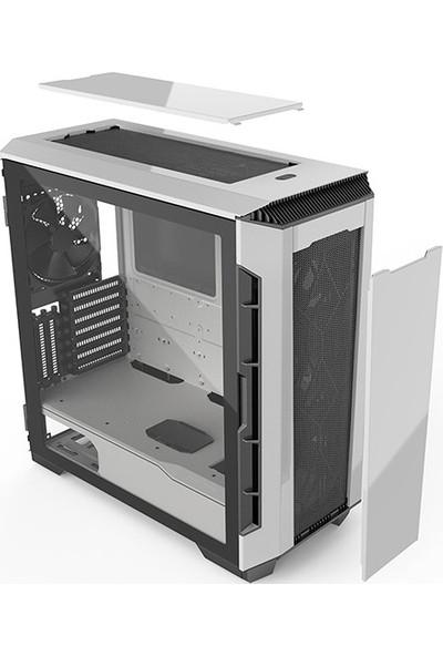 Phanteks Eclipse P600S Silent Atx Temperli Cam Bilgisayar Kasası Buzul Beyazı