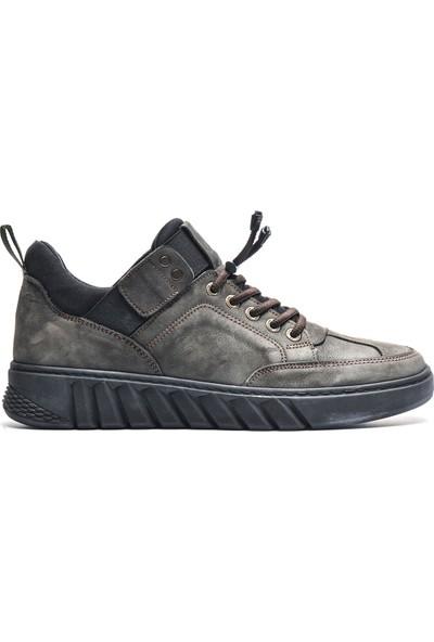 Bulldozer 210050 Nubuk Erkek Ayakkabı