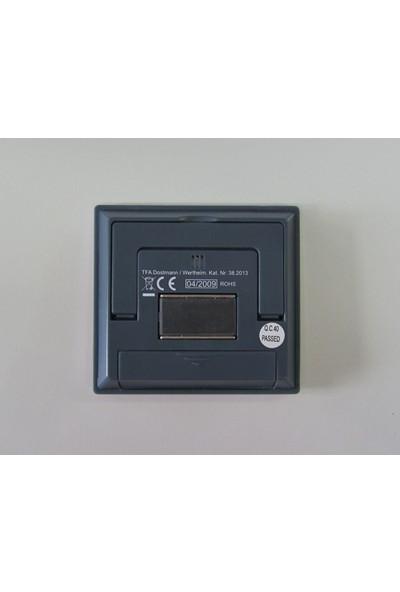 Tfa Dostmann Mıknatıslı Dijital Zamanlayıcı, Geri Sayım Cihazı, Kronometre TM832.2043.01