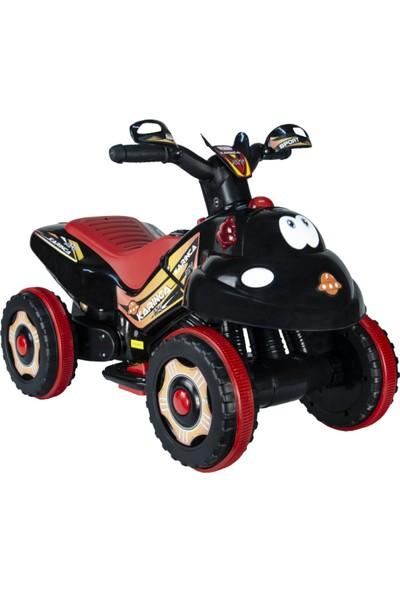 Uj Toys Muzıklı Isıklı Atv Karınca 6 V
