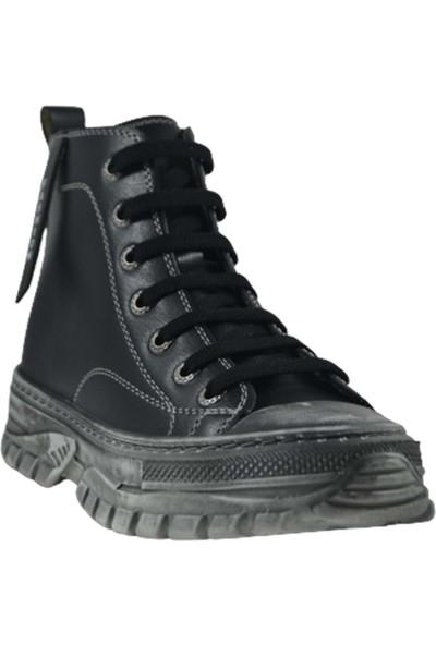 Divamod Düz Taban Bogazlı Sneaker Convers Kadın Ayakkabı