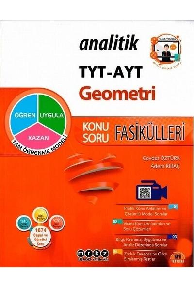 Merkez Yayınları TYT AYT Geometri Analitik Konu Anlatımlı Soru Bankası