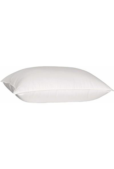 3'lü Microfiber Antialerjik Yastık Silikonlu Pamuklu 50 x 70 cm