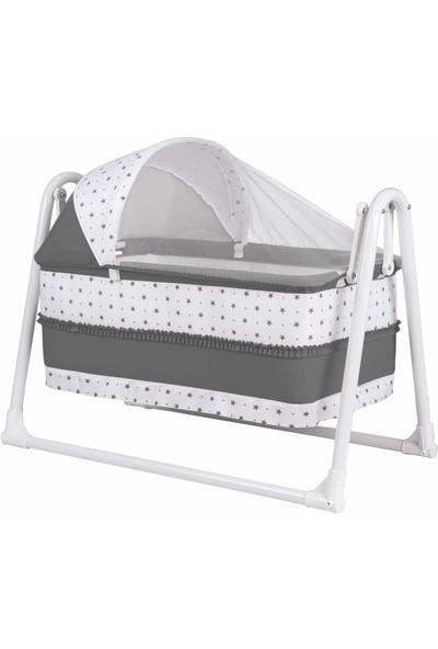 Chubby Baby Sallanır Tenteli Sepet Beşik