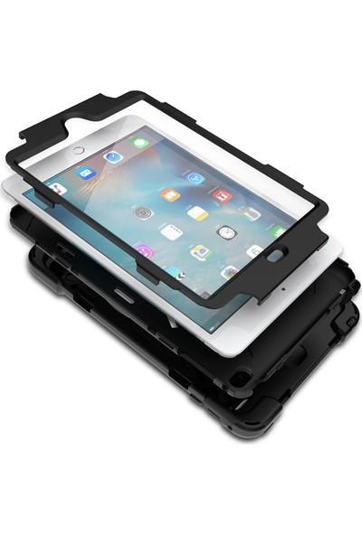 Hesaplı Dünya iPad Mini 5 7.9 Inç Kılıf Omuz Askılı Standlı Tam Koruyucu A2124, A2126, A2133