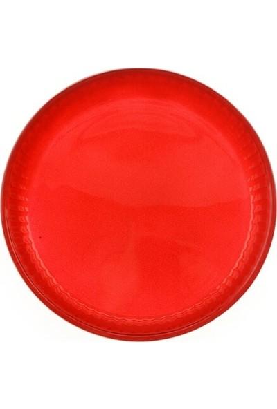 Paşabahçe Y13 Yuvarlak Borcam Kırmızı