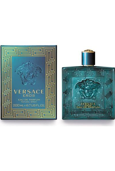 Versace Eros Pour Homme Edp 200 ml Erkek Parfüm