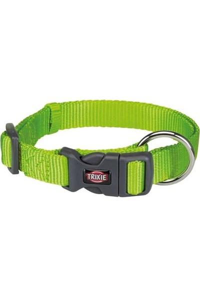 Trixie Köpek Premium Boyun Tasması M-L Yeşil