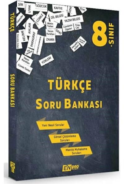 Enpro 8. Sınıf Türkçe Soru Bankası