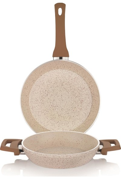Schafer Crust Granit - Tava Seti 2 Parça