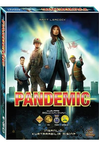Neotroy Games Pandemic Kutu Oyunu
