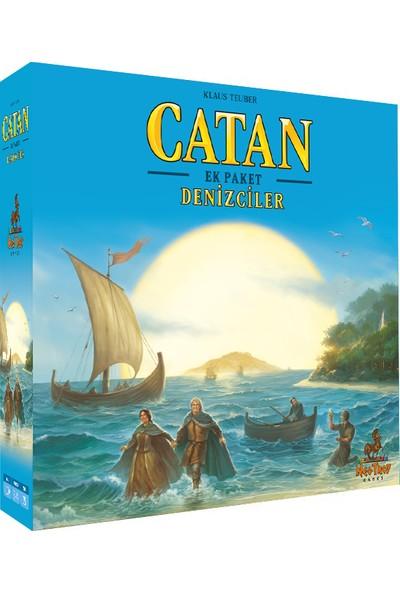 Neotroy Games Catan Denizciler Ek Paketi