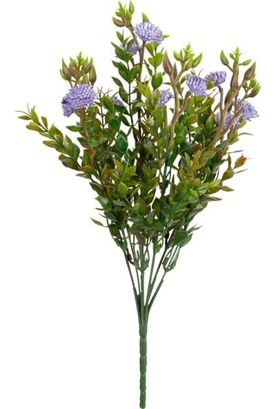 Çiçekmisin Minik Top Ponçik Yapay Bitki