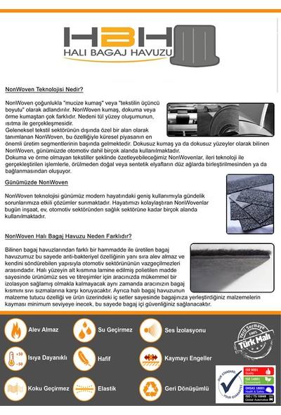 Öz-İş Hyundai i20 Halı Bagaj Havuzu 2020+