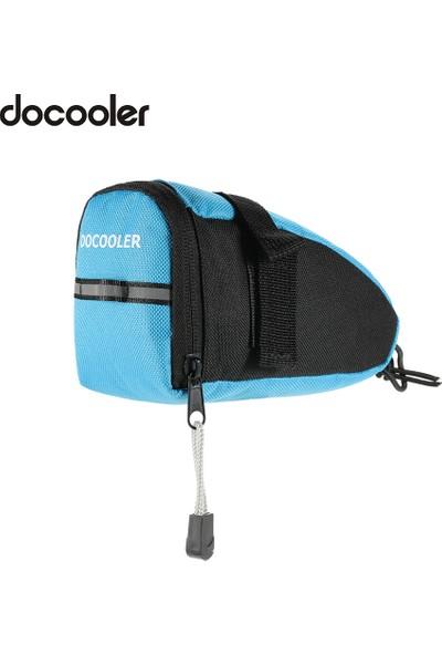 Docooler Bisiklet Bisiklet Döngüsü Eyer Çantası Ultra