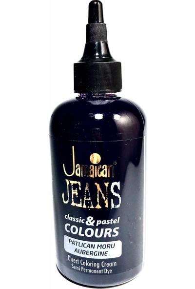 Jamaican Jeans Jamaican Jean's Color Saç Boyası Patlıcan Moru BOYA1024