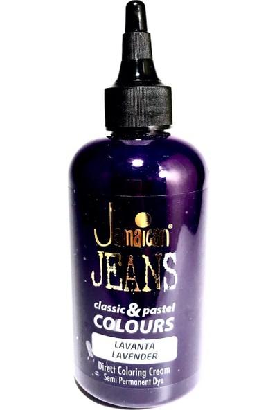 Jamaican Jeans Jamaican Jean's Color Saç Boyası Lavanta BOYA1028