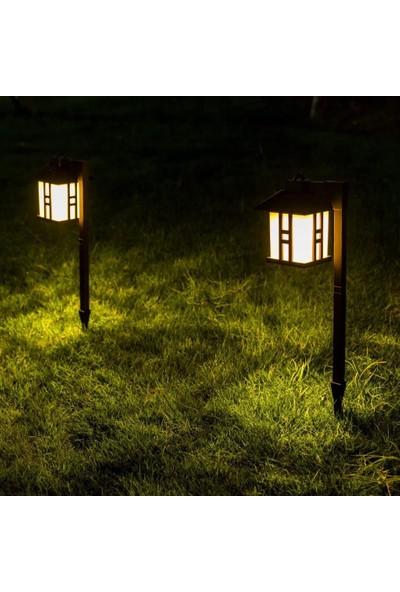 Gıgalumı Güneş Enerjili Yol Işıkları 2 'li