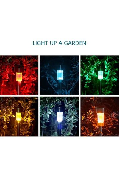 Gıgalumı Güneş Işıkları Bahçe Aydınlatma LED 12'li