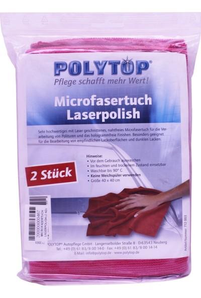 Polytop Microfasertuch Laserpolish (2er Pack) (2'li)
