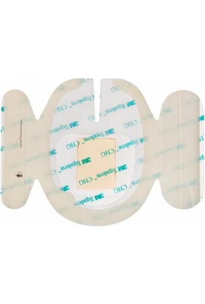 3M Tegaderm Chg 1657R Şeffaf Film Yara Örtüsü Jelli 8,5cm x 11,5cm