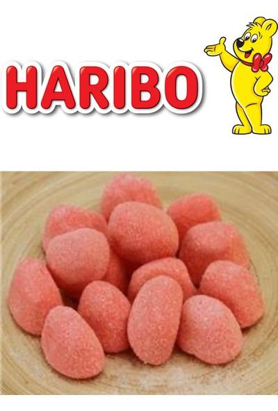 HARIBO Çilekli Ponpon 1 kg Jelibon