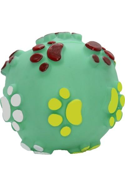 Griffonpet Sesli Köpek Oyuncak Top Çapı 7.5 cm
