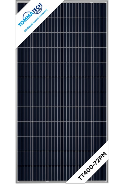 Tommatech Tomatech 400 Watt Güneş Paneli