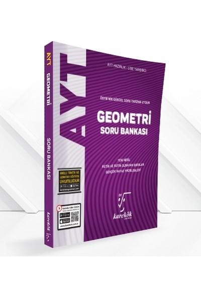 Karekök Yayınları AYT Geometri Yeni Nesil Soru Bankası