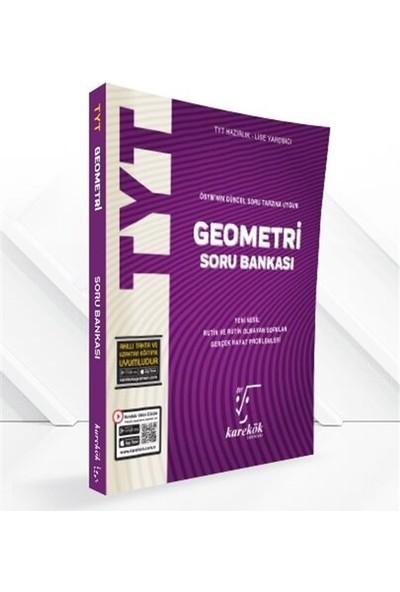 Karekök Yayınları TYT Geometri Yeni Nesil Soru Bankası