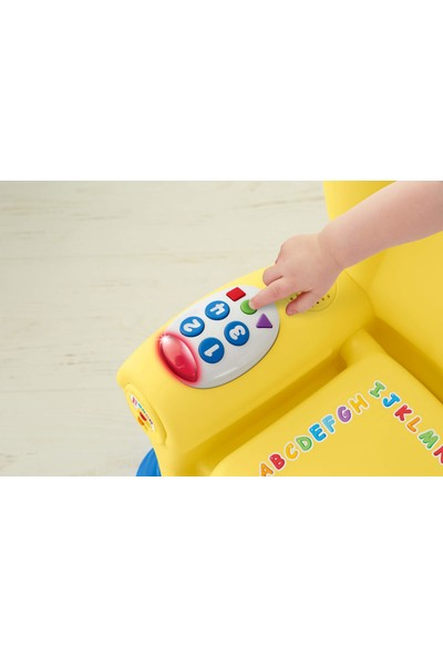 Fisher-Price Eğitici Oyuncak Çocuk Koltuğu