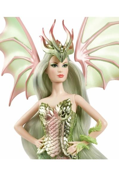 """Barbie Mythical Muse Serisi Fantasy Dragon Empress Barbie Bebek 15"""""""