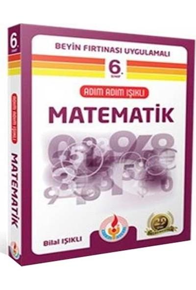 Bilal Işıklı Yayınları 6. Sınıf Adım Adım Matematik Konu Anlatımlı Soru Bankası