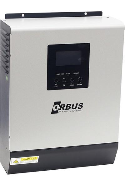 Orbus Inverter 1000W 12V Axpert OR-1000VA Tam Sinüs (Akıllı Inverter)