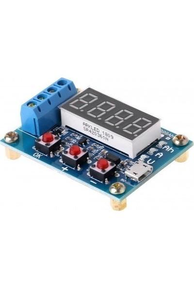 Myrobotech ZB2L3 Pil Kapasite Test Cihazı 1.2V 12V 18650 Lityum - Akü