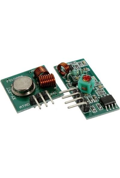 Myrobotech 315MHZ Transıver And Receıver Module