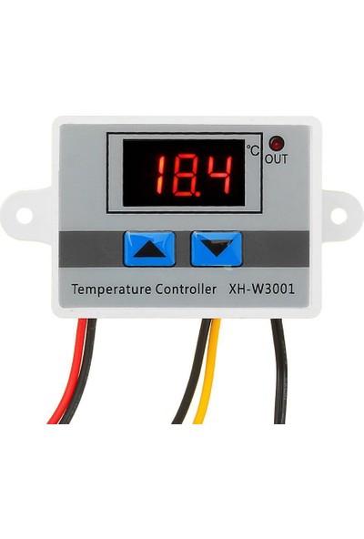 Myrobotech XH-W3001 220V Ac Dijital Termostat Akvaryum Kuluçka