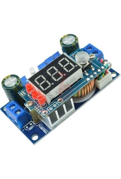Myrobotech Güneş Paneli Mppt Denetleyicisi 5A Dc-Dc Dijital Ekran