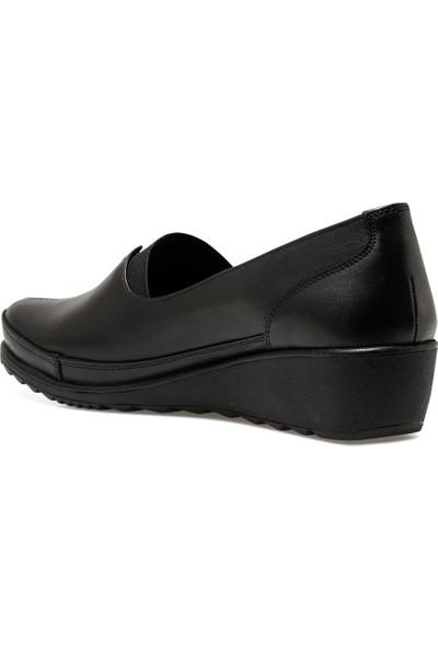 Inci Blısse Siyah Kadın Comfort Ayakkabı