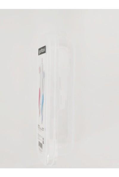Gondol Multıx Dıs Fırçası ve Macun Kutusu Dentel Accessorıes Case